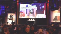 Photo: Award ceremony of EuroShop RetailDesign Award 2020; Copyright: EHI Retail Institute